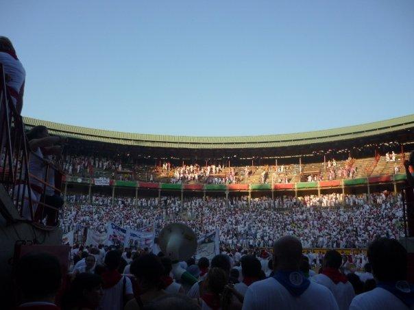 Programa San Fermín 2012