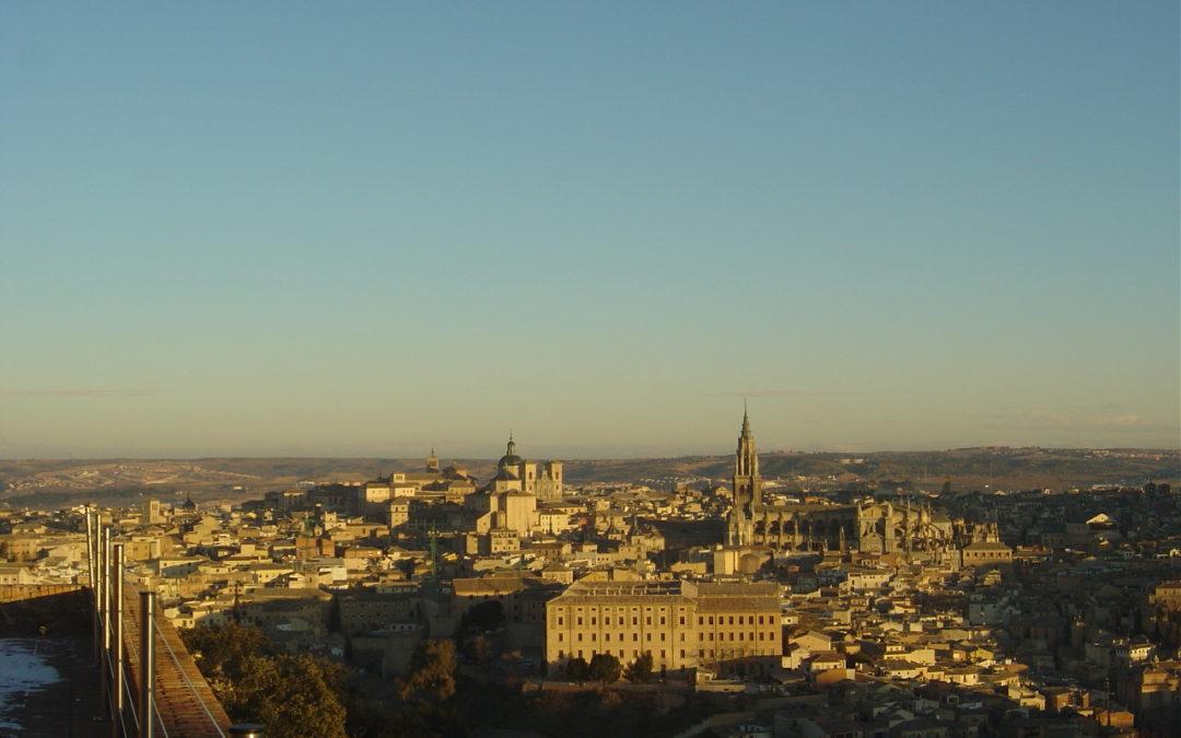 Toledo ,una ciudad mágica
