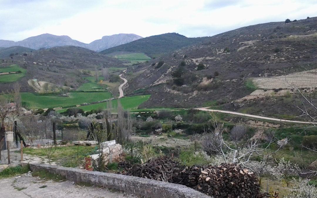 Un paseo por Bargota(Navarra)