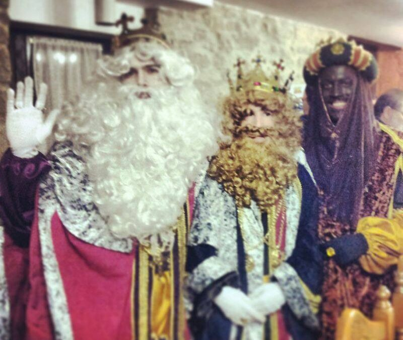 Una noche mágica….Noche de Reyes